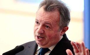 Le president du Conseil General des Bouches-du-Rhône Jean Noel Guérini en 2012.