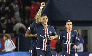 Mauro Icardi et les Parisiens enchaînent les grosses victoires depuis début octobre.