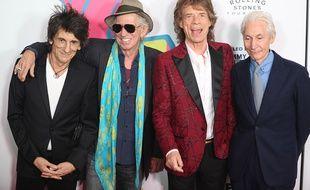 Les Rolling Stones à New York