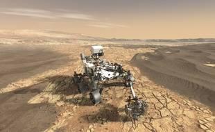 Le rover martien qui remplacera Curiosity en 2020.
