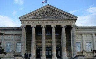 Le tribunal d'Angers. (illustration)