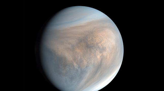 Vénus : Une photo inédite de la planète dévoilée par la Nasa - 20minutes.fr