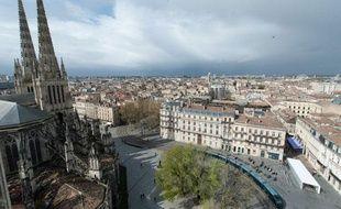 Le coeur historique de Bordeaux.
