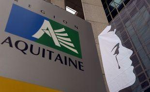 Le conseil régional d'Aquitain