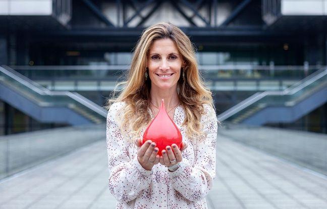 Native de la Meuse en Lorraine, Sophie Thalmann défend aussi le don du sang auprès de ses proches.