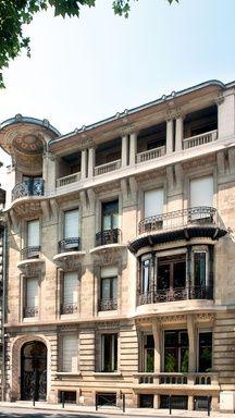 L'hôtel Frugès à Bordeaux
