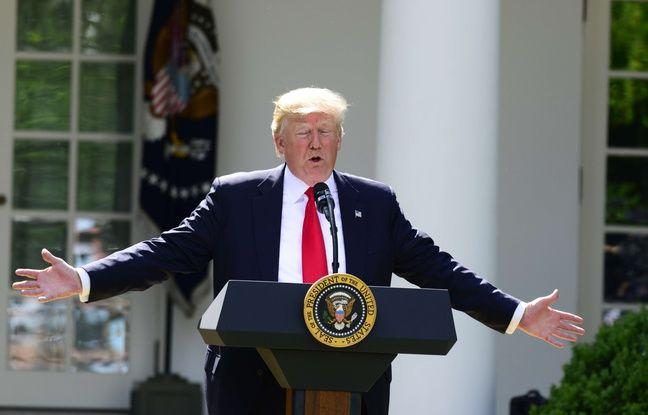Accord de Paris : Le monde entier critique la décision de Donald Trump dans actualitas dimanche 648x415_donald-trump-annonce-etats-unis-vont-quitter-accord-paris-depuis-maison-blanche-1er-juin-2017
