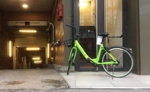 Les Gobee bike désertent les rues de Lille.