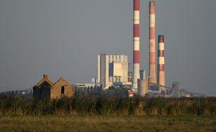 La centrale EDF de Cordemais (Loire-Atlantique).