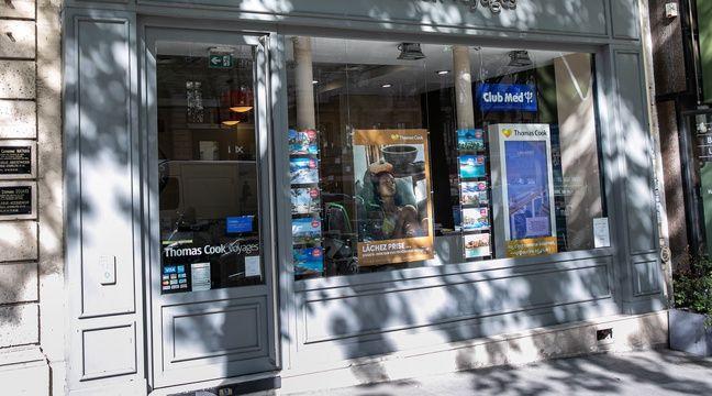 Faillite de Thomas Cook  La filiale française annonce son placement en redressement judiciaire