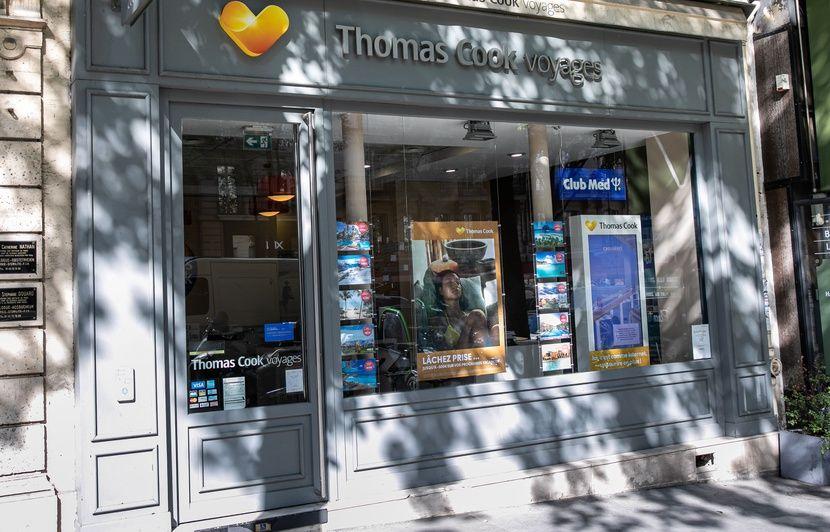 Faillite de Thomas Cook : La filiale française annonce son placement en redressement judiciaire