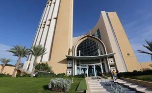 Le Corinthia, hôtel luxueux de Tripoli, a été le théâtre d'une attaque revendiquée par l'EI ce mardi matin.