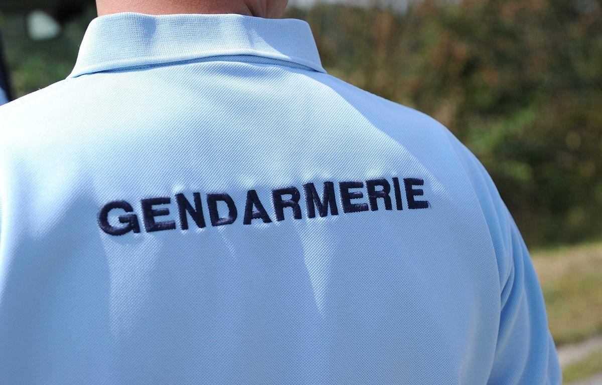 Illustration d'un gendarme. – POL EMILE/SIPA