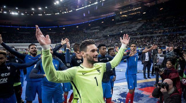 Coupe du monde 2018 les bleus affronteront l 39 irlande en - Toute les coupe du monde de football ...