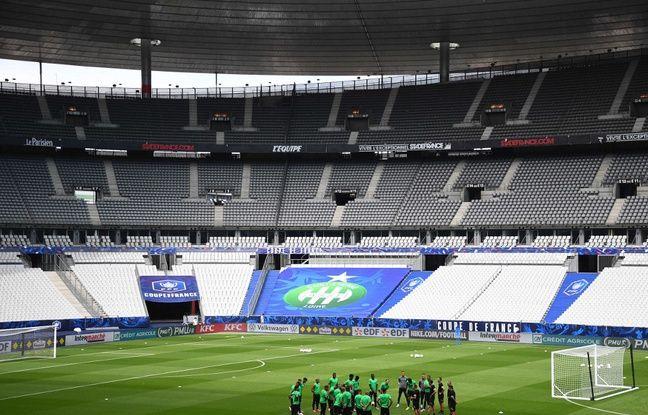 PSG-ASSE : Premier match officiel en France depuis plus de quatre mois !... Suivez la finale de la Coupe de France avec nous