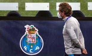 André Villas Boas retrouve son club de coeur, le FC Porto, avec l'OM ce mardi.