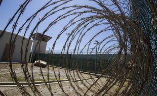 La prison de Guantanamo, le 17 avril 2019.