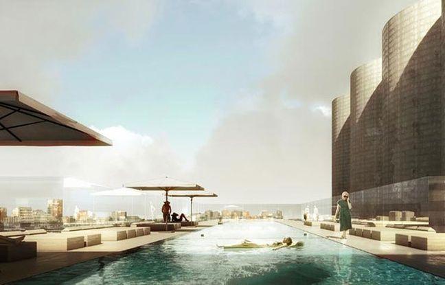 Bordeaux l 39 am nagement de l 39 lot de la fourri re sera for Hotel de luxe bordeaux