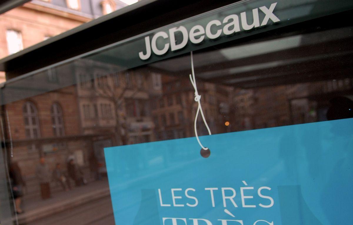 Panneau d'affichage JC Decaux. (Illustration) – G . VARELA / 20 MINUTES