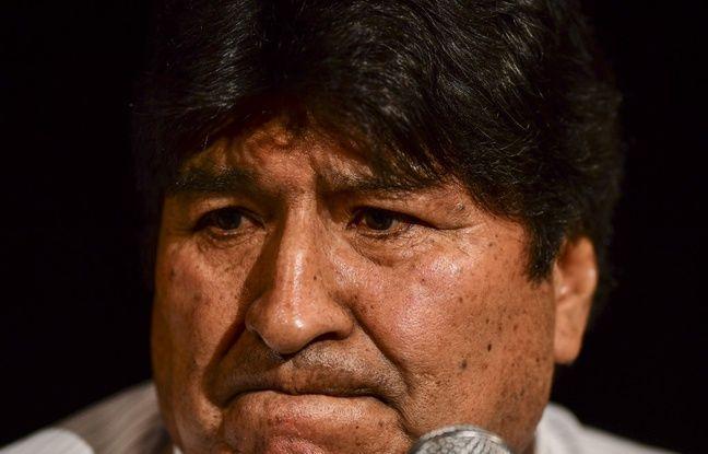 Bolivie : L'ex président Evo Morales sous le coup d'un mandat d'arrêt