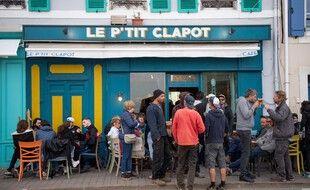 A Belle-île aussi, l'intérieur des bars et restaurants vont rouvrir.
