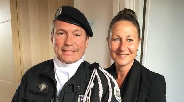 Femme de policier d'élite»: «Derrière chaque uniforme, il y