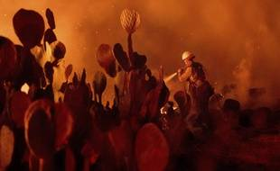 L'incendie Thomascontinue de menacer la cité des Anges et ses alentours
