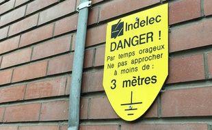 Paratonnerre à Lille