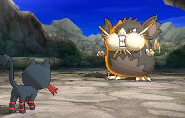 Les combats de Pokémon Lune et Soleil sont plus élaborés que ceux présents dans Pokémon Go.