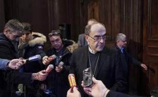 Le cardinal Babarin s'est exprimé pour la première fois depuis sa relaxe le 30 janvier par la cour d'appel de Lyon.