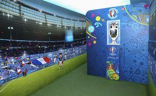 Le train de l'Euro 2016 parcourt 25 villes de France du 1er au 9 juin 2016.