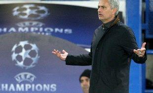 José Mourinho n'a pas atteint une finale de Ligue des champions depuis 2010 avec l'Inter Milan.