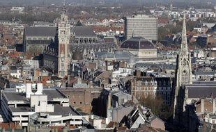 La ville de Lille (illustration).