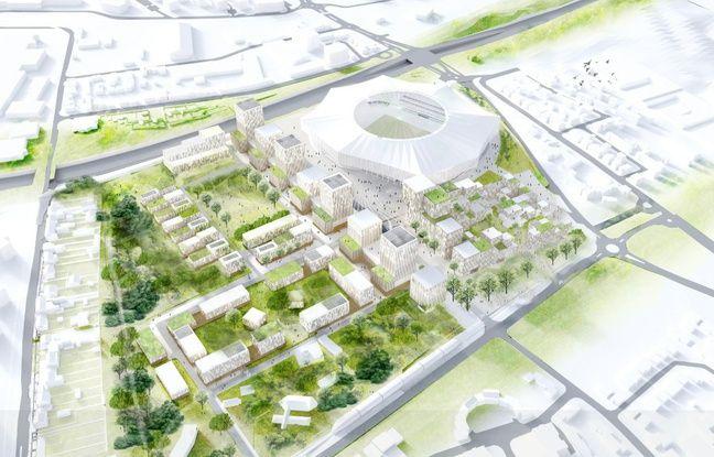 Nantes: Le promoteur dévoile des nouvelles images du projet YelloPark, le débat s'enflamme à nouveau