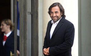 André Manoukian le 12 novembre 2012.