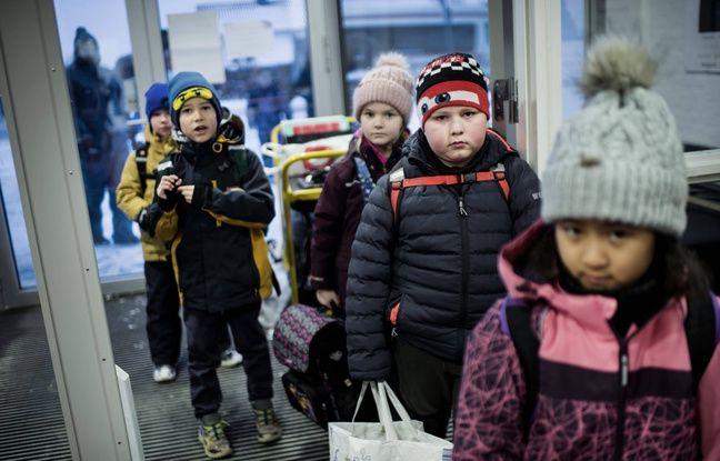 648x415 ecoles danoises repas doivent etre pris classe port masque obligatoire eleves enseignements