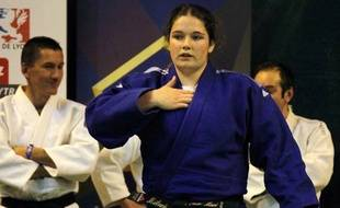 Mélanie Lemée, avait été championne de France militaire de judo