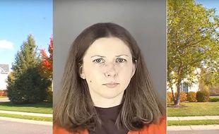 Carrie Pernula a finalement été identifiée et arrêtée par la police.