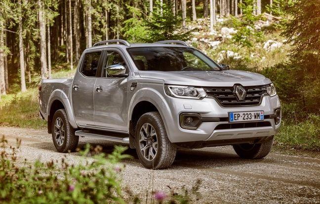 Renault Alskan