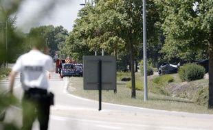 Un attentat a frappé l'usine Air Products de