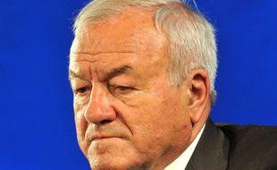 L'ancien maire de Cannes Bernard Brochand, député des Alpes-Maritimes