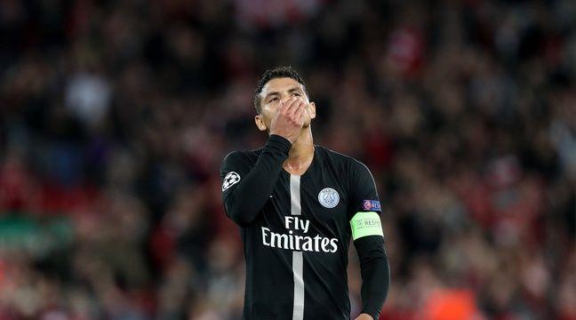 Poissard: Après Verratti suspendu, Thiago Silva se blesse avant Naples et déclare forfait