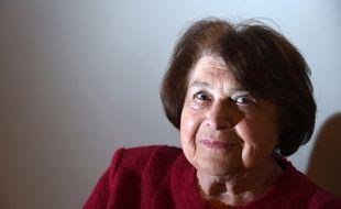 Ida Grinspan n'avait pas retrouvé ses parents après la guerre.