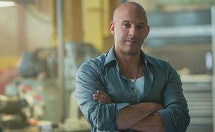 Vin Diesel dans «Fast & Furious 7».