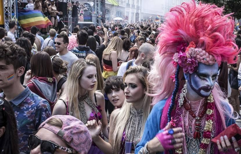 Lyon: La Gay Pride annulée «en raison d'un groupuscule Queer radical », selon les organisateurs, non à cause des orages