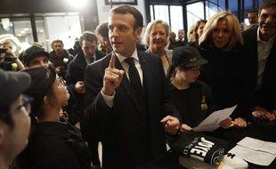 Emmanuel Macron verra sa protection accrue