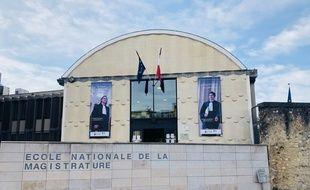 L'Ecole Nationale de la Magistrature à Bordeaux.