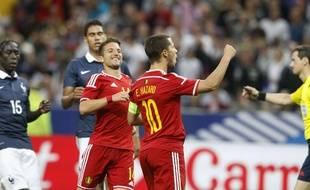 La Belgique s'est imposée en France le 7 juin 2015.