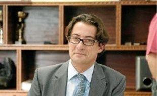 Thomas Degos, préfet de Mayotte.