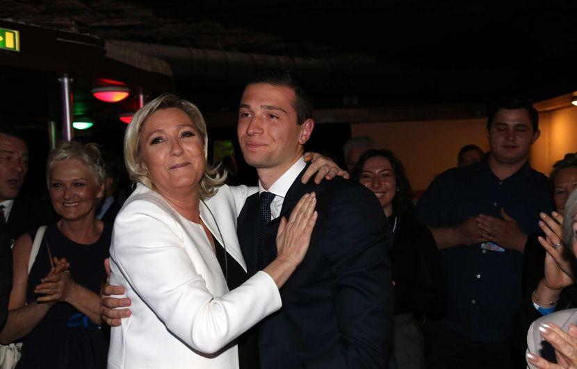 Rassemblement national: Jordan Bardella devient 2e vice-président du parti d'extrême droite